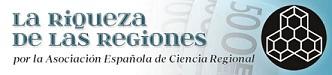 Síguenos en nuestro Blog: La Riqueza de las Regiones – Hoy nuevo artículo disponible: La desigual recuperación económica de las regiones españolas: estimación de la tasa de variación regional del PIB en el 4º Trimestre de 2013