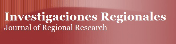 Investigaciones Regionales / Journal of Regional Research: aceptada para su indexación en el Emerging Sources Citation Index